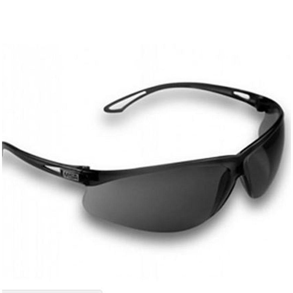 5f409ba9578a5 Óculos Segurança Cor Lente Cinza Anti-Risco Haste Flexível Sparrow 217729 -  MSA