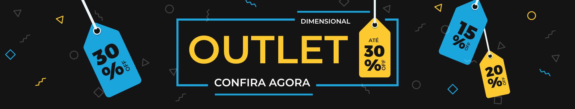 Banner 3 - Outlet